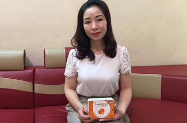 Quý bà 43 tuổi và bí quyết đẩy lùi bệnh dạ dày, u ngực