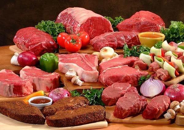 ăn thịt đỏ