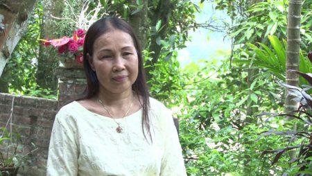 Chuyện nửa cuộc đời chiến đấu với bệnh viêm hang vị, loét tá tràng của cô giáo dạy vẽ bên sông