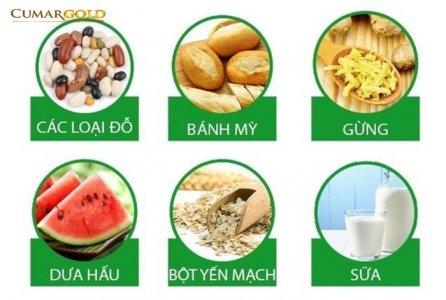 Chế độ ăn cho người loét hành tá tràng. Nên và không nên ăn gì?