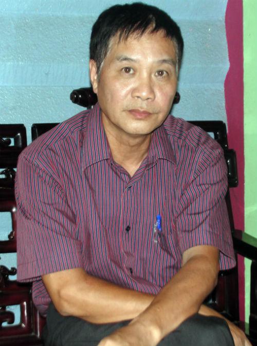 Ông Phạm Ngọc Lộc sẵn sàng chia sẻ thông tin với độc giả theo số 0912.311.xxx (ngoài giờ hành chính).