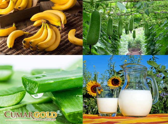 Đau dạ dày nên ăn thực phẩm giúp trung hòa acid dịch vị