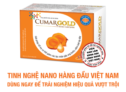 Tinh nghệ nano curcumin hàng đầu Việt Nam