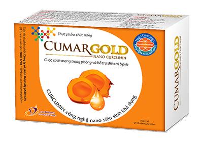 CumarGold chữa đau dạ dày