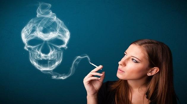 Khói thuốc là một trong những nguyên nhân hàng đầu gây ung thư phổi