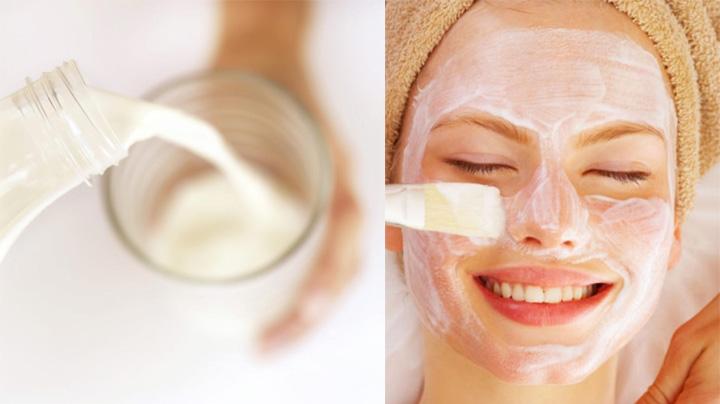 Cách làm đẹp da sau khi sinh bằng sữa mẹ