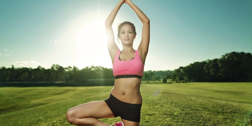Tập thể dục nhẹ nhàng và đều đặn