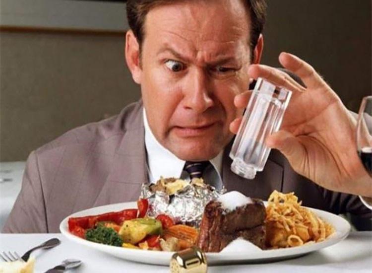 ăn nhiều muối gây ung thư dạ dày