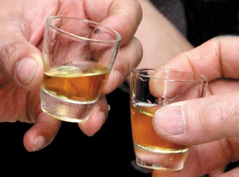 rượu bia gây chảy máu dạ dày - xuất huyết dạ dày