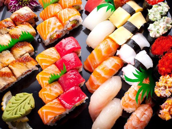 loại bỏ sushi, hàu sống, phô mai ra khỏi thực đơn