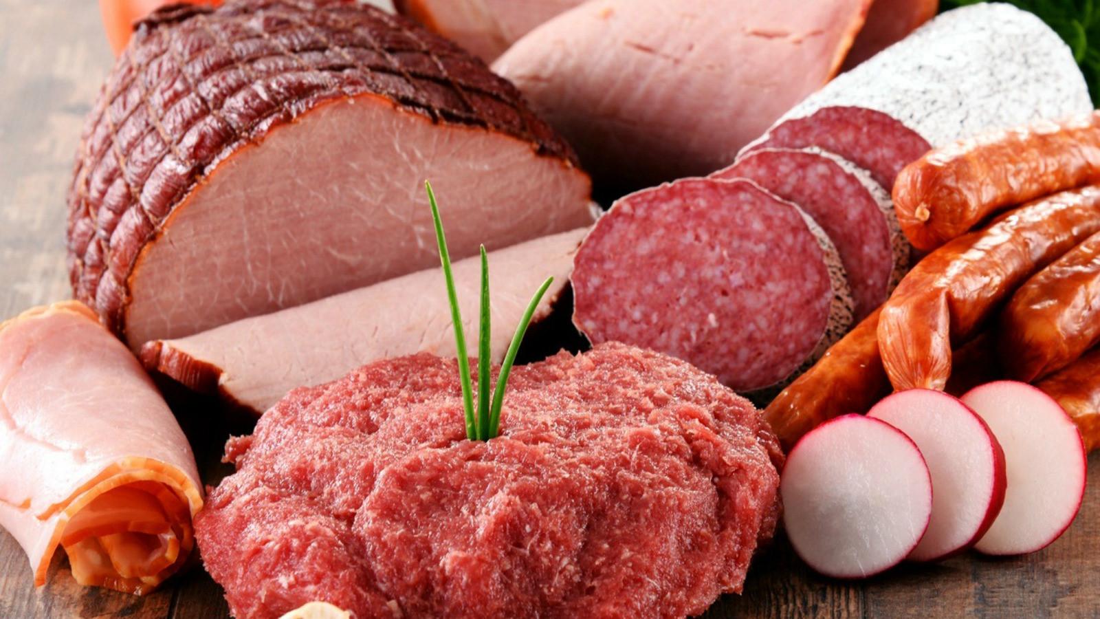 thịt đỏ và thịt chế biến có khả năng gây ung thư