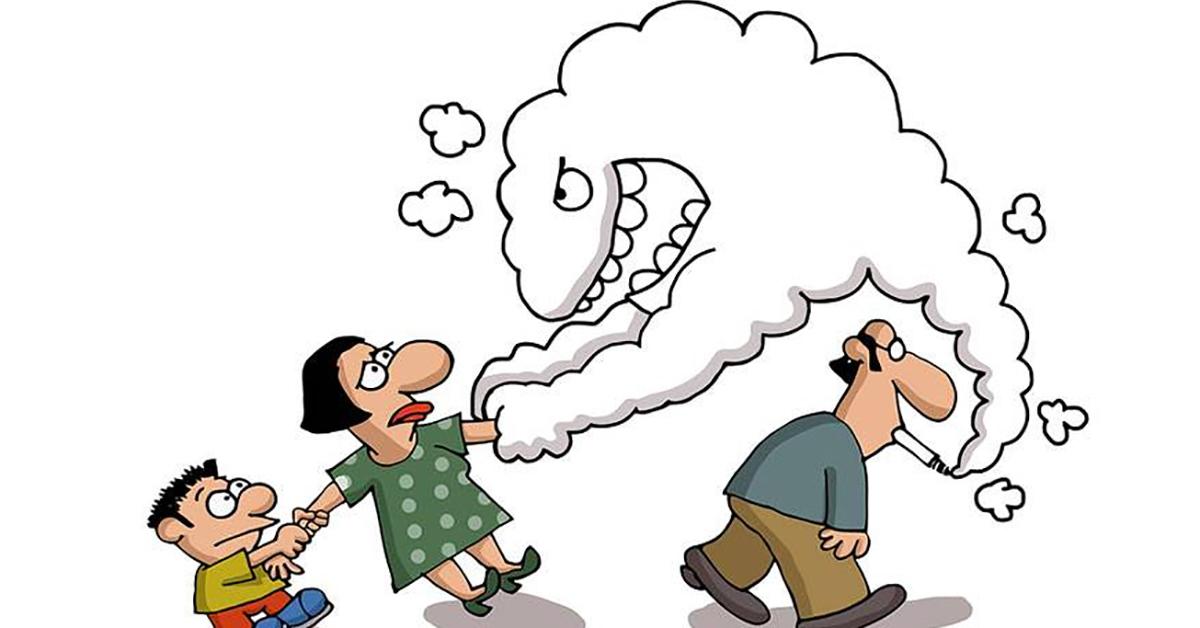 hút thuốc lá thụ động càng dễ bị ung thư phổi