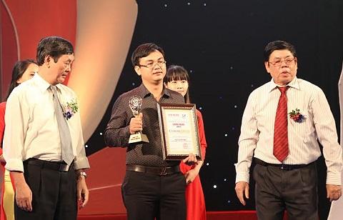 CumarGold vinh dự đạt top 10 thương hiệu Việt Nam tin dùng năm 2015