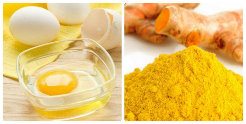 Dùng tinh bột nghệ dưỡng ẩm cho da khô