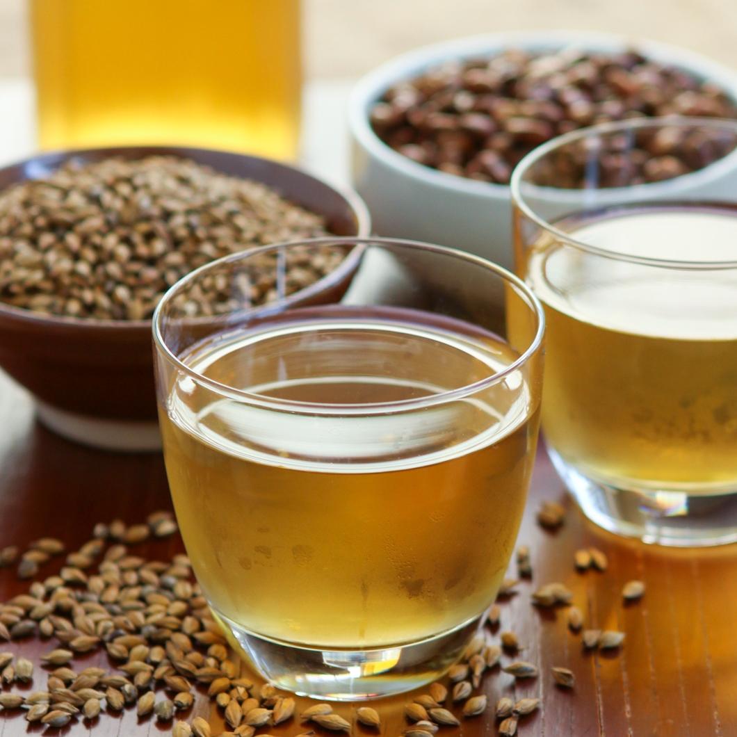 """Uống trà lúa mạch và vỏ cam giúp """"nhẹ"""" bụng hơn"""