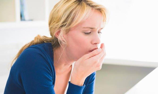 Ho là biểu hiện của nhiều bệnh lý đường hô hấp, trong đó có cả ung thư phổi.