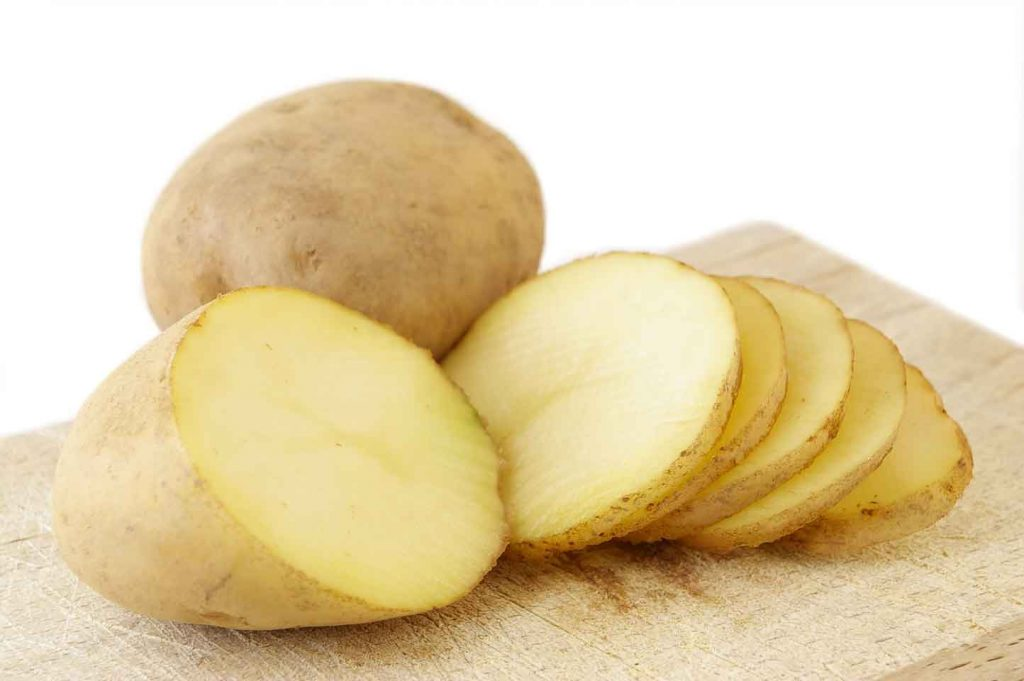 Khoai tây là bài thuốc chữa viêm loét dạ dày tá tràng