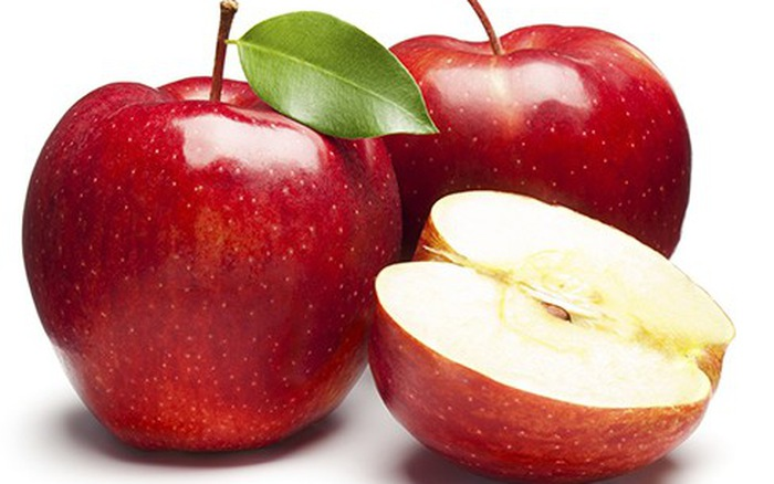 Táo là thực phẩm tốt cho người viêm xung huyết dạ dày