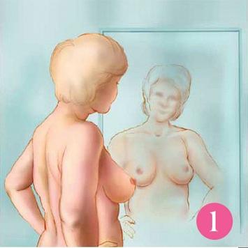 tự kiểm tra mắc bênh ung thư vú hay không