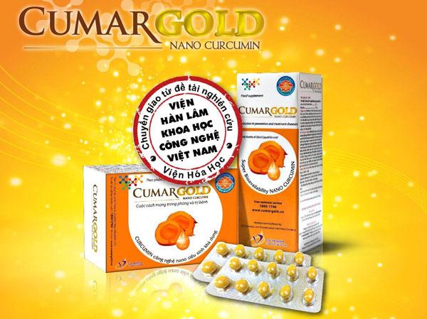 CumarGold - hỗ trợ điều trị ung thư