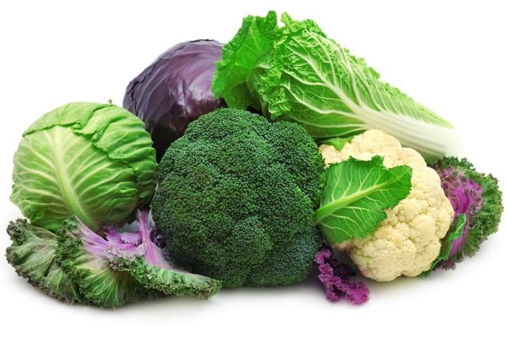 Rau họ cải là những loại rau tốt cho người bệnh đau dạ dày tá tràng.