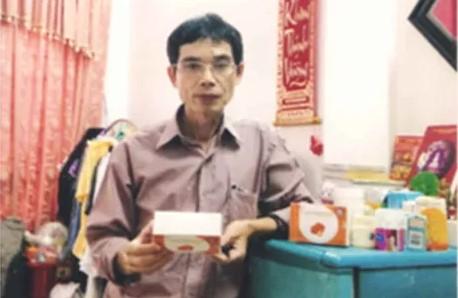 Anh Thanh chia sẻ quá trình điều trị viêm loét dạ dày mạn tính bằng cumargold