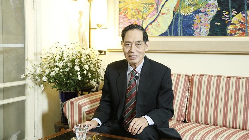 GS.TS Nguyễn Bá Đức, nguyên Giám đốc bệnh viện K, Phó Chủ tịch Hội Ung bướu Việt Nam