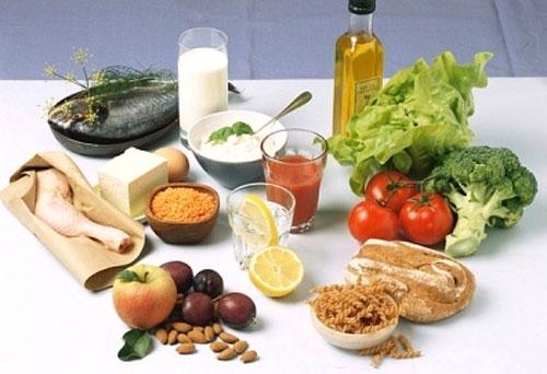 Chế độ ăn uống khoa học là cách giúp bạn phòng tránh viêm loét hành tá tràng.