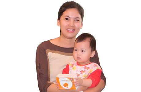 Chị Trần Trang Đoan