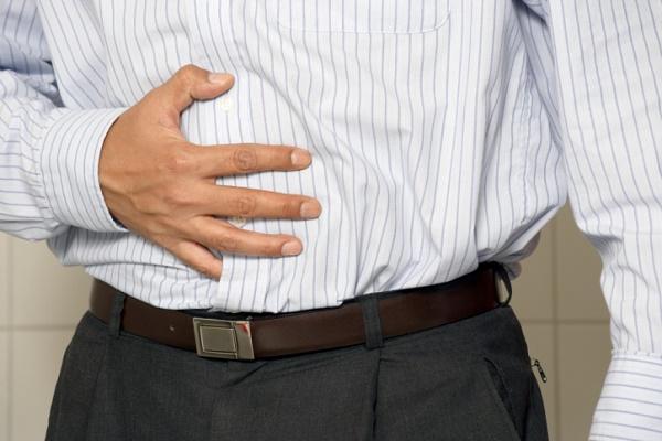 Đau khu vực dạ dày