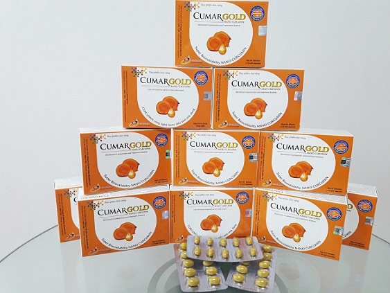 CumarGold - Hết đau dạ dày, lành nhanh vết loét - hỗ trợ điều trị viêm loét dạ dày hiệu quả