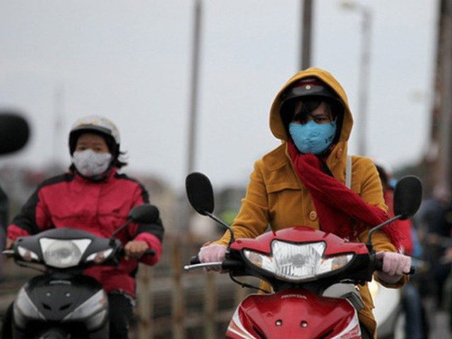 Thời tiết lạnh mùa đông sẽ dễ gây viêm loét dạ dày.