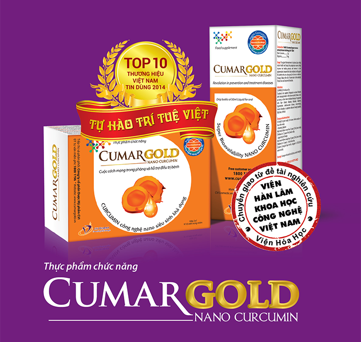 Nano curcumin - CumarGold