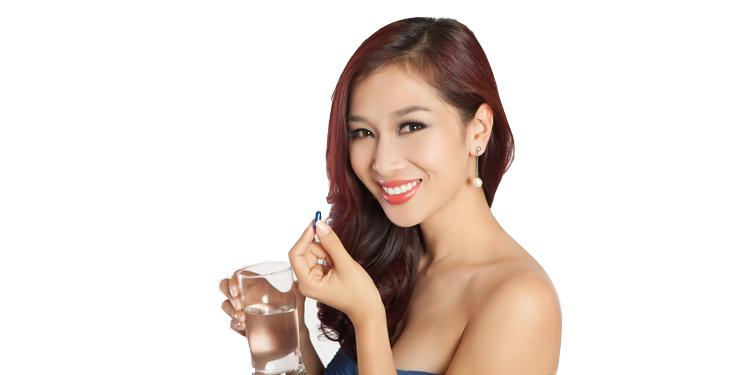 Phụ nữ tuổi 30 cần sử dụng Curcumin để dưỡng da từ bên trong.
