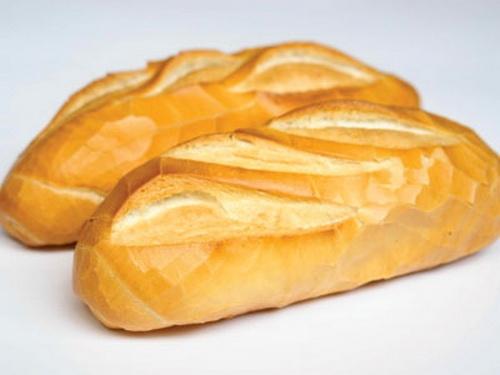 Sử dụng các thức ăn nhiều tinh bột như bánh mỳ