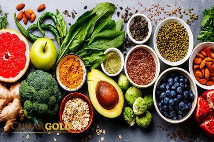 thức ăn cho bệnh nhân viêm loét dạ dày