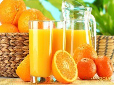 Đau dạ dày uống nước cam được không?