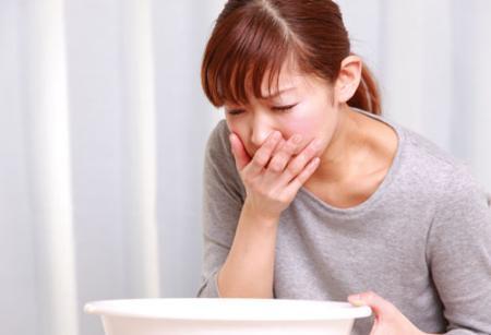 ăn vào buồn nôn là dấu hiệu sớm của ung thư dạ dày