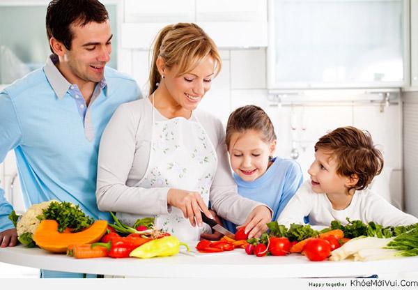 Giải quyết cơn đau dạ dày giúp gìn giữ hạnh phúc gia đình