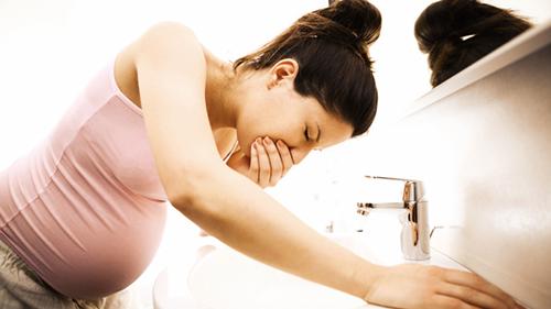 Đau dạ dày khi mang thai thường gặp ở phụ nữ