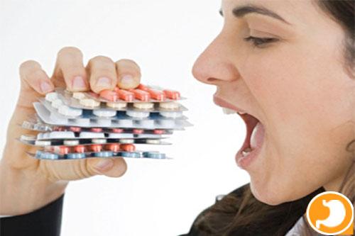 Nguyên tắc điều trị viêm loét dạ dày tá tràng bằng thuốc