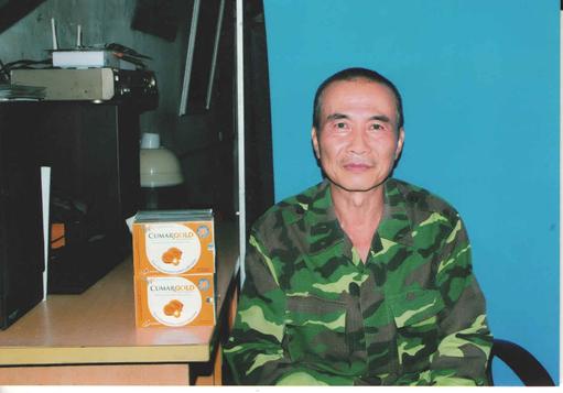 Kinh nghiệm giảm đau dạ dày, viêm gan mạn tính của cựu quân nhân
