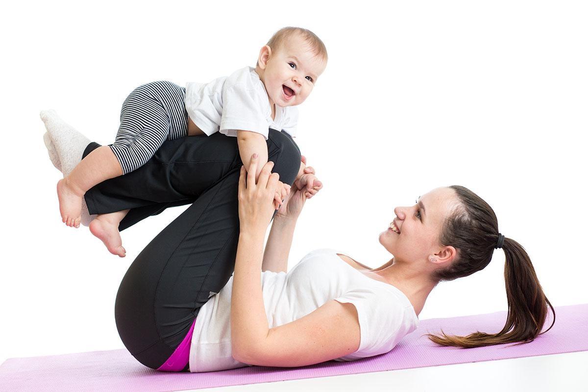 Các chị em sau sinh dùng tinh bột nghệ để giảm cân an toàn