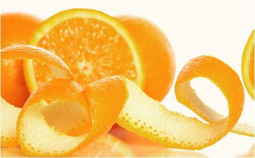 màng vỏ cam quýt giúp chống ung thư
