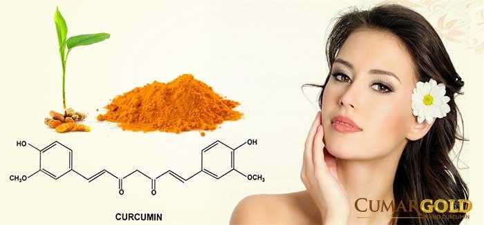 Curcumin có khả năng chống oxy hóa mạnh gấp 8 lần so với vitamin E
