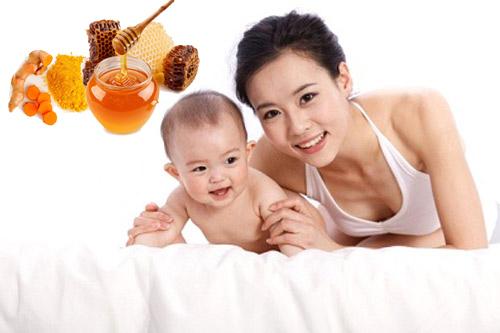 Tinh bột nghệ có tác dụng gì? giúp phụ nữ sau sinh mau hồi phục sức khỏe
