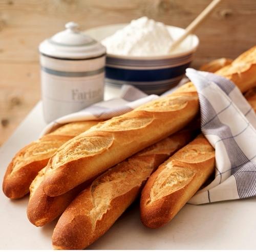 Bánh mì là loại thực phẩm giúp làm giảm acid dạ dày đáng kể.
