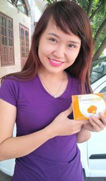 Bạn Nguyễn Thị Mến chia sẻ về bệnh viêm loét dạ dày của mình