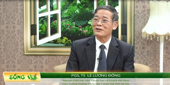 PGS.TS Lê Lương Đống