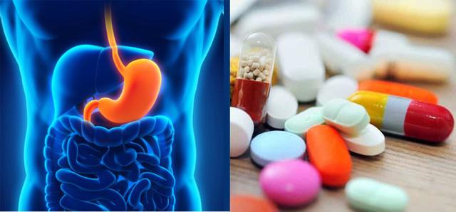 Một số lưu ý khi dùng thuốc tây chữa đau dạ dày